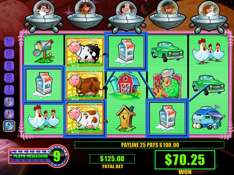 Invaders From The Planet Moolah Android App