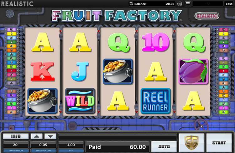The Fruit Factory